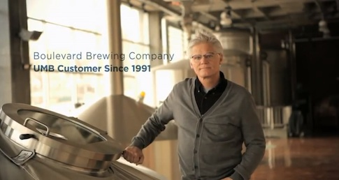 John McDonald of Boulevard Brewing Company